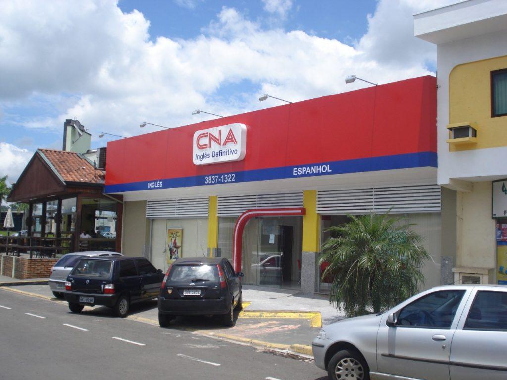 CNA | Campinas | Fachada em ACM